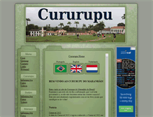 Tablet Preview of cururupu.net